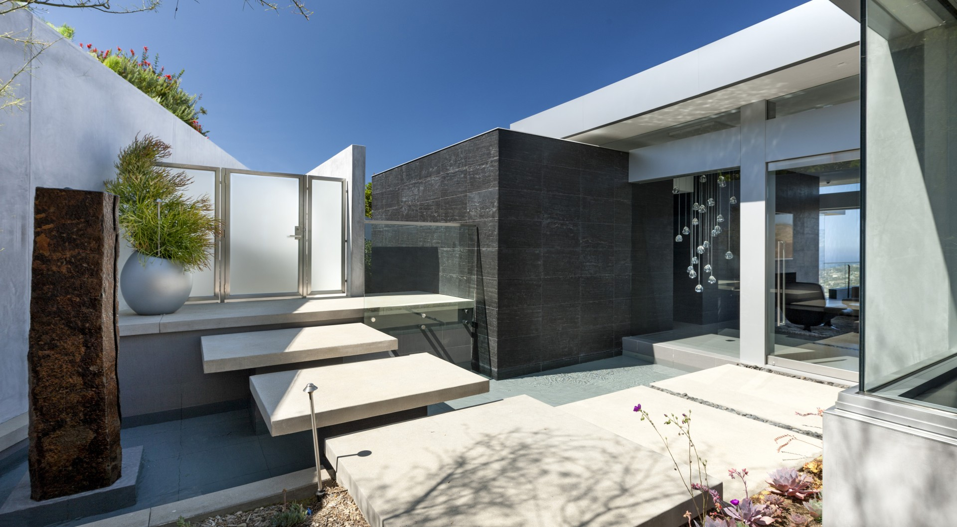 Los angeles laguna beach architecture projects mcclean for Design interieur cours