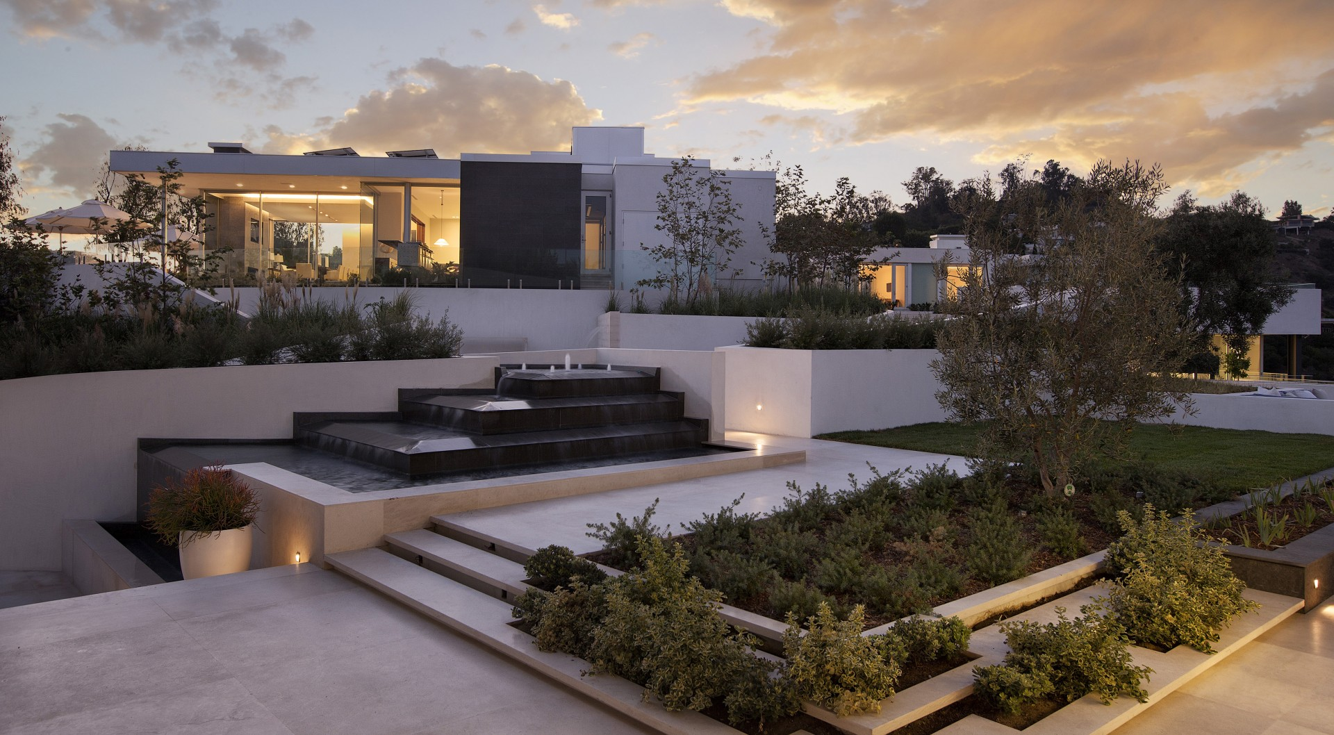 Los angeles laguna beach architecture projects mcclean design
